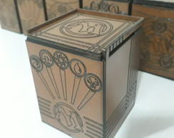 Box / Deck / Case / Caixa Magic - The Gathering P/ 150 Cards