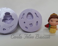 Kit Moldes de silicone Bela mini