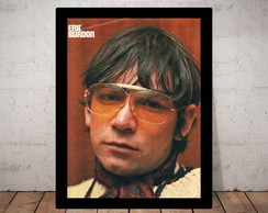 Quadro Decorativo Eric Burdon