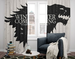 Cortina Game of Thrones para Varão - 2.80m x 2.00m