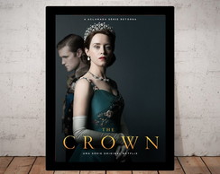 Quadro Decorativo The Crown