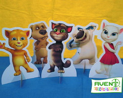Display de Mesa Talking Tom