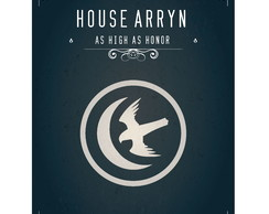 Poster Game of Thrones - House Arryn