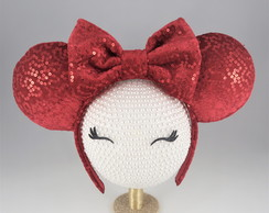 TIARA ORELHAS MINNIE - DISNEY