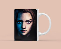 Caneca Arya Stark - Game Of Thrones