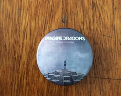 Botton/Broche Imagine Dragons Night visions