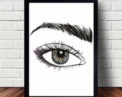 Desenho Olhos Elo7