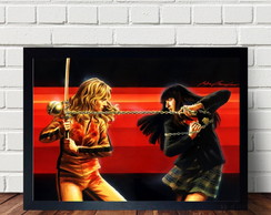 Quadro Poster Kill Bill