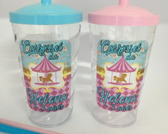 COPO TWISTER 500ML PERSONALIZADOS CARROSSEL