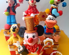 Kit circo turma do Mickey