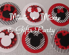 Coleção Mickey e Minnie by Gifts Party