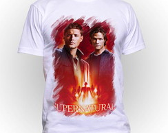 df93cf46ec Camiseta Supernatural | Elo7