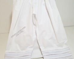 67a748d036 Baiana prata  branco- Tule Branco e Cetim Brocado - RPL6 no Elo7 ...