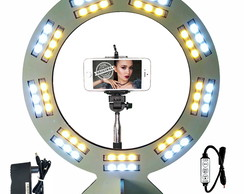 Iluminador Ring Light Maxx Led
