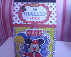 Milk Circo do Mickey