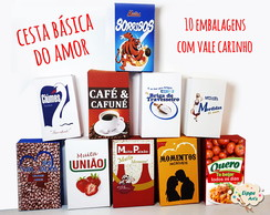 Cesta Básica do Amor