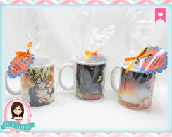 Caneca Personalizada Dragon Ball Z