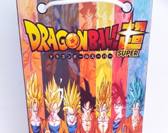 Sacolinha surpresa dragon ball