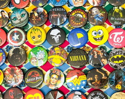 Botons / Buttons / Broches / Personalizado