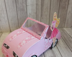 Carro Barbie