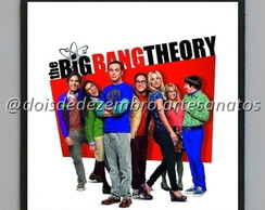 Porta-copos - The Big Bang Theory (Elenco 1)