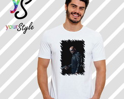 Camiseta Filme The Avengers Os Vingadores Nick Fury
