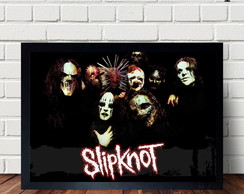 Quadro Decorativo Slipknot