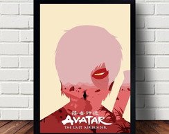 Poster Decorativo Avatar