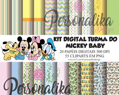 KIT DIGITAL TURMA DO MICKEY BABY