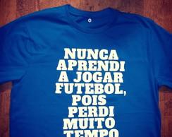 Camisas Masculinas Frases De Boleiro Elo7