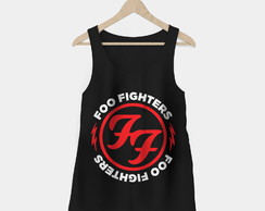 Regata Feminina Foo Fighters