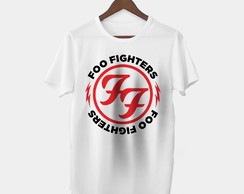 Camiseta Masculina Foo Fighters