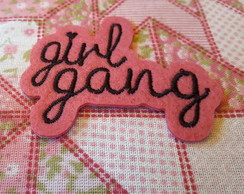 Patch girl gang