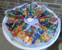 Saia junina patchwork