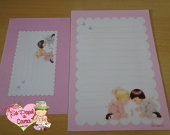 Kit Papel de Carta MoreHead - MH12