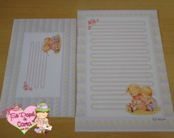Kit Papel de Carta MoreHead - MH9