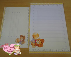 Kit Papel de Carta MoreHead - MH16
