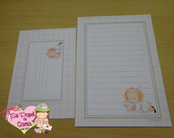Kit Papel de Carta MoreHead - MH10