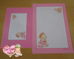 Kit Papel de Carta MoreHead - MH3