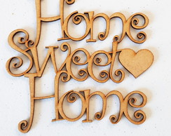 Frase Home Sweet Home