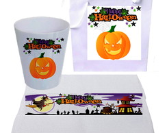 Kit Personalizado - Halloween Dia das Bruxas - Kit Halloween