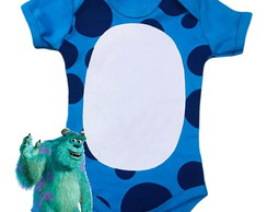 Body Baby Monstros SA Sulley