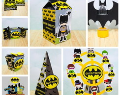 Personalizado do Batman Cute, Batman baby