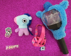 Cheering Kit Mang J-Hope BTS BT21 Kpop