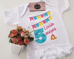 Body Junino - Mesversario