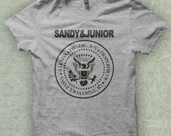 "Camiseta ""Sandy & Junior"""