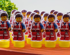 Tubete Emmet Lego Movie