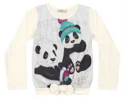 Blusa Cotton Infantil Trick Nick