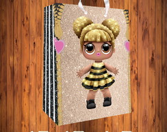 Sacola personalizada - Lol Queen Bee