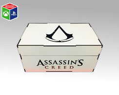 Porta jogos para PS3/PS4/Xbox One Assassins Creed